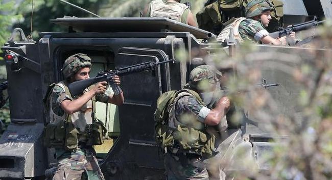 صورة لبنان: اعتقال قيادي بتنظيم الدولة
