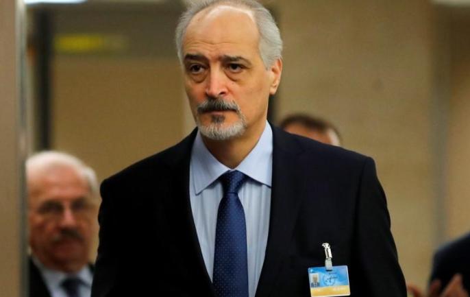 صورة دبلوماسيون: وفد الأسد غير جاد في المفاوضات