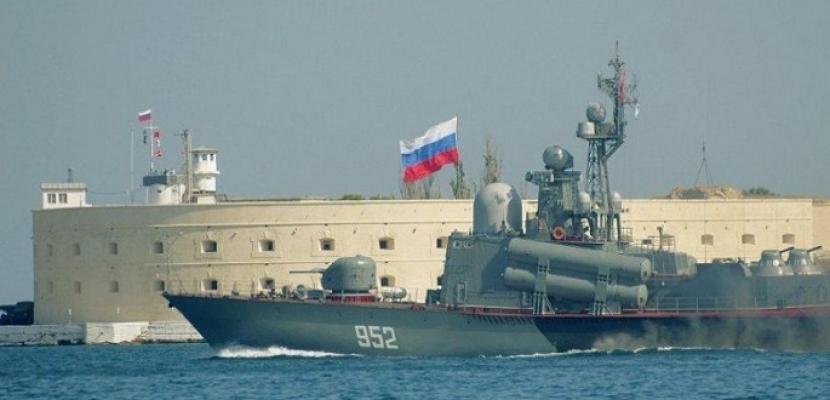 صورة بوتين يصادق على توسعة قاعدة طرطوس