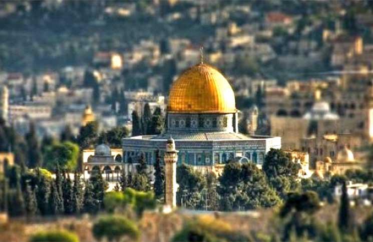 صورة الجبير: أي تغيير في وضع القدس سيؤجج العالم العربي