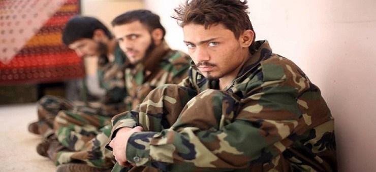 صورة نظام الأسد: لا تسريح لأقدم دورة احتياط