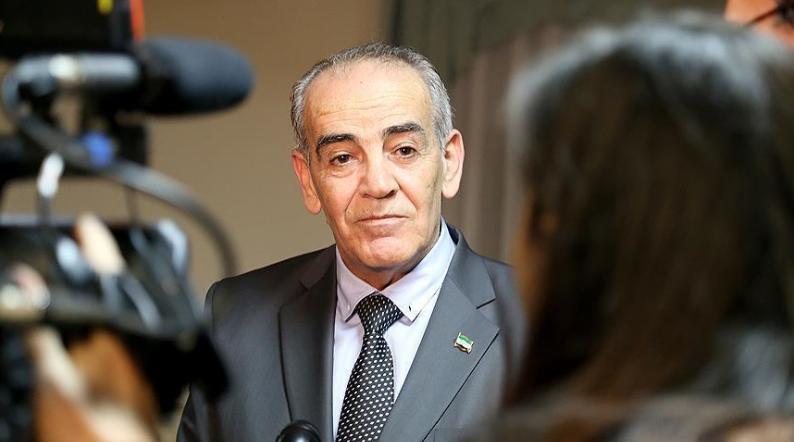 صورة المعارضة السورية: نرحب بأي خطوة تجلب السلام