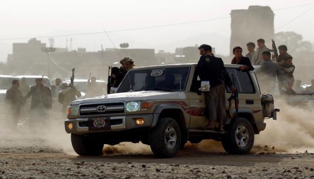 صورة الحوثيون: استهدفنا أبوظبي بصاروخ كروز