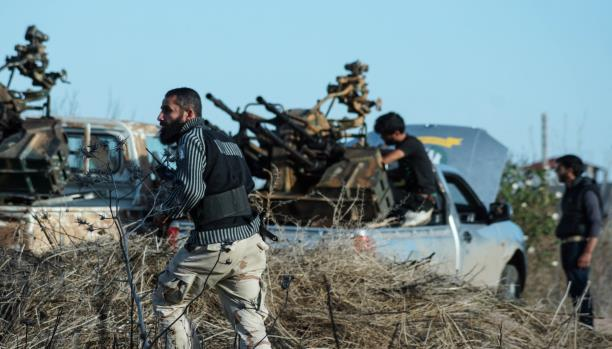 صورة مؤشرات شتاء ساخن من الغوطة الغربية للحدود