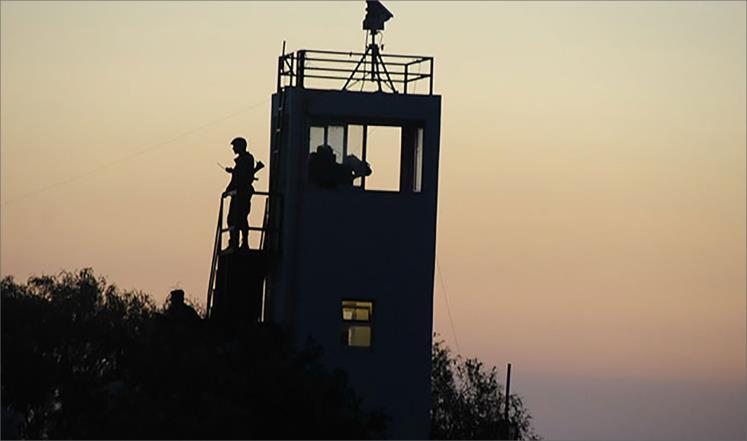 صورة برنامج أمريكي مكثف لحرس الحدود بسوريا