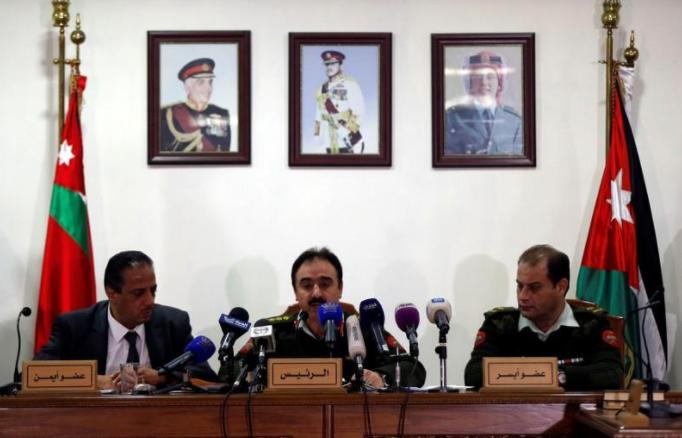 """صورة محكمة أردنية تقرر إعدام """"متشدد سوري"""" نفذ هجوما على نقطة عسكرية حدودية"""