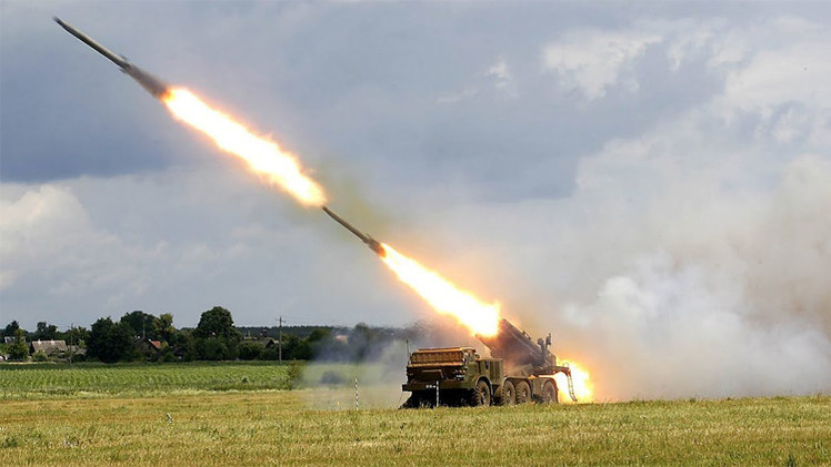 صورة سوريا..صواريخ روسية جديدة قادرة على تدمير مساحة 100 ملعب