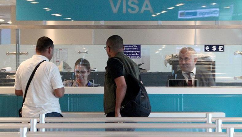 صورة استئناف خدمات التأشيرات بين واشنطن وأنقرة