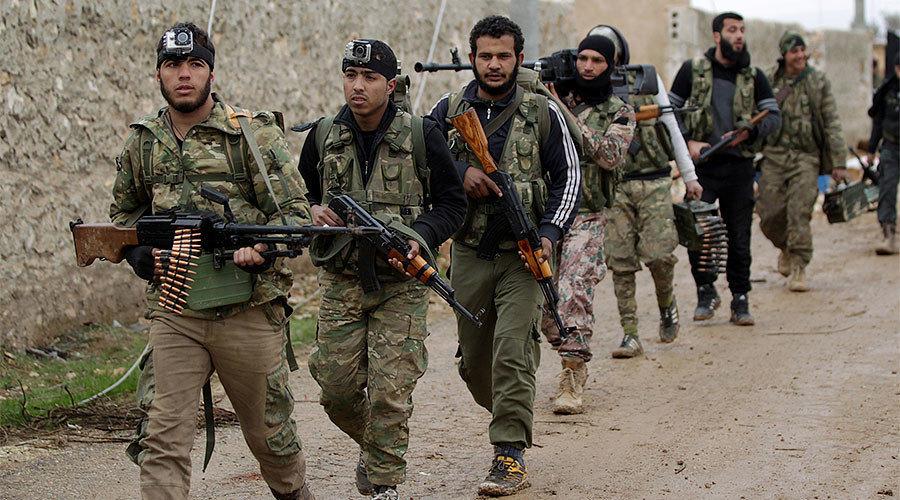 صورة تحرير الشام والزنكي تتفقان على مواجهة النظام والتنظيم