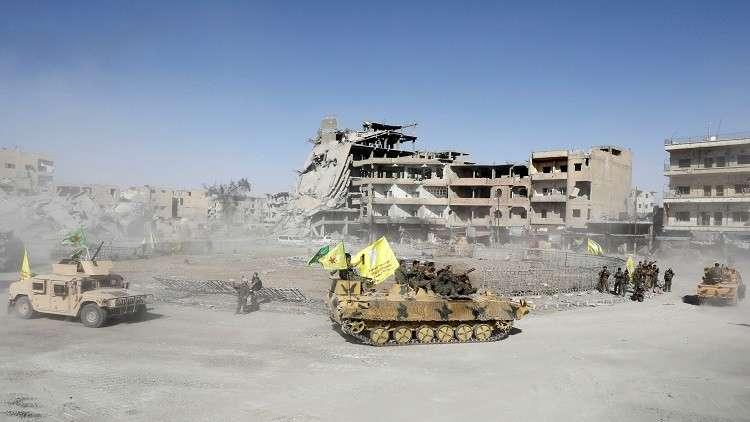 صورة ائتلاف عسكري يجمع الأكراد وروسيا بسوريا