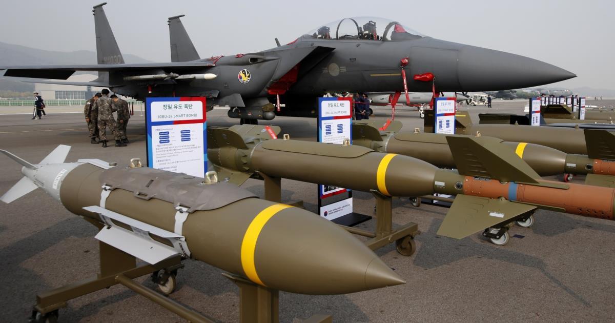 صورة مبيعات الأسلحة في العالم تصعد إلى 375 مليار دولار