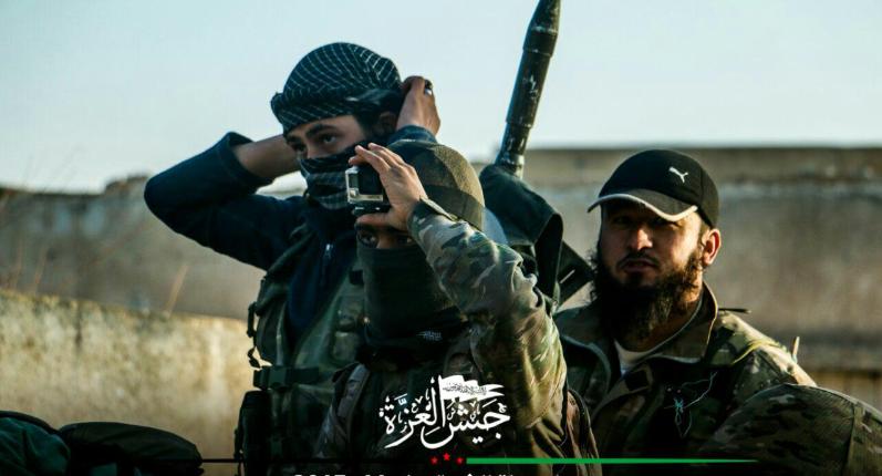 صورة جيش العزة يسيطر على الزلاقيات بريف حماة