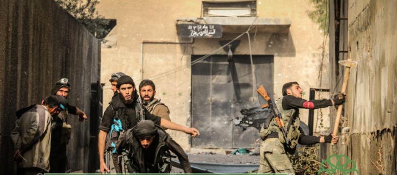 صورة قوات الأسد تتكبد خسائر فادحة بغوطة دمشق (تفاصيل)