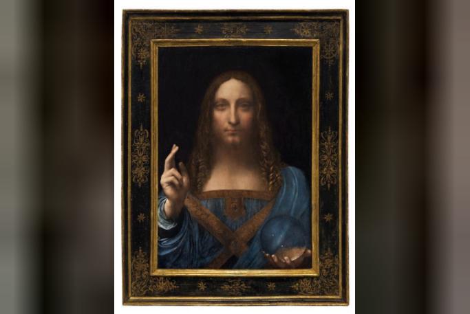 صورة أبوظبي تشتري لوحة (المخلص) بـ450 مليون دولار