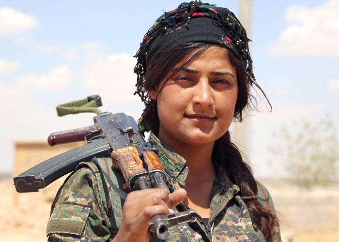 صورة الوحدات الكردية: تلقينا وعودا روسية بحضور سوتشي