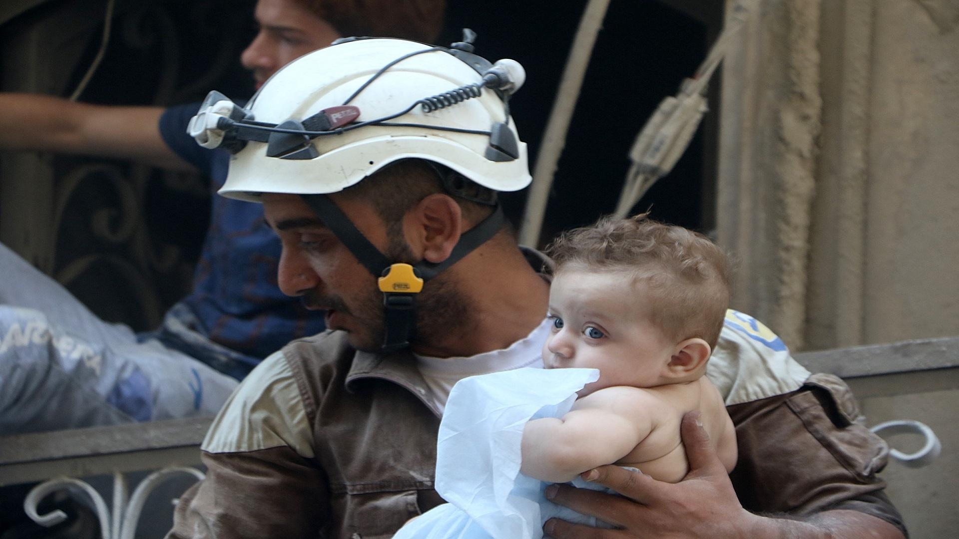 صورة بعد ارتكابها مجزرة..روسيا: إدلب تدفع الثمن