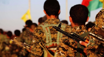 صورة البنى الأمنية بمناطق الأكراد (دراسة)