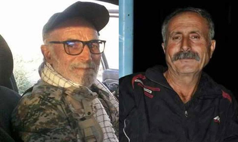 """صورة مقتل قيادات بارزة لـ""""الحرس الثوري والأسد"""" قرب البوكمال"""
