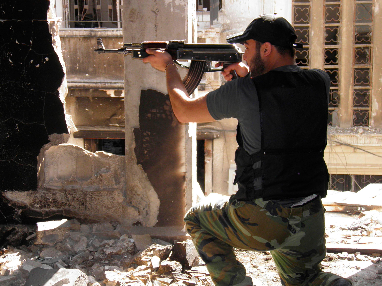 صورة ثوار الغوطة يحررون 350 بناء بساعات