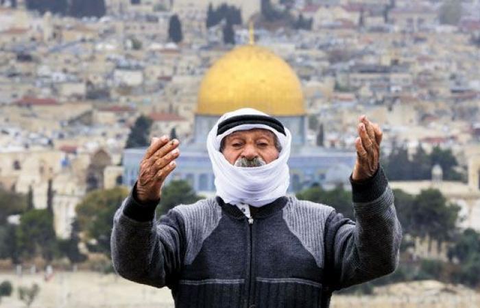 صورة الائتلاف السوري: القدس أرض عربية فلسطينية