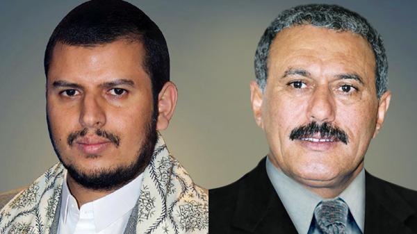 """صورة ما شروط الحوثي لتسليم جثة """"صالح""""؟"""