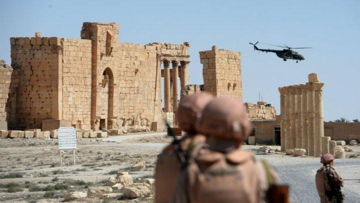 صورة الأركان الروسية: تنظيم الدولة بسوريا انتهى