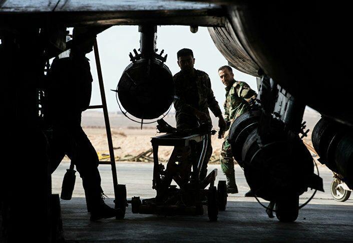 صورة هل تنقل روسيا قواتها من حميميم إلى مصر؟