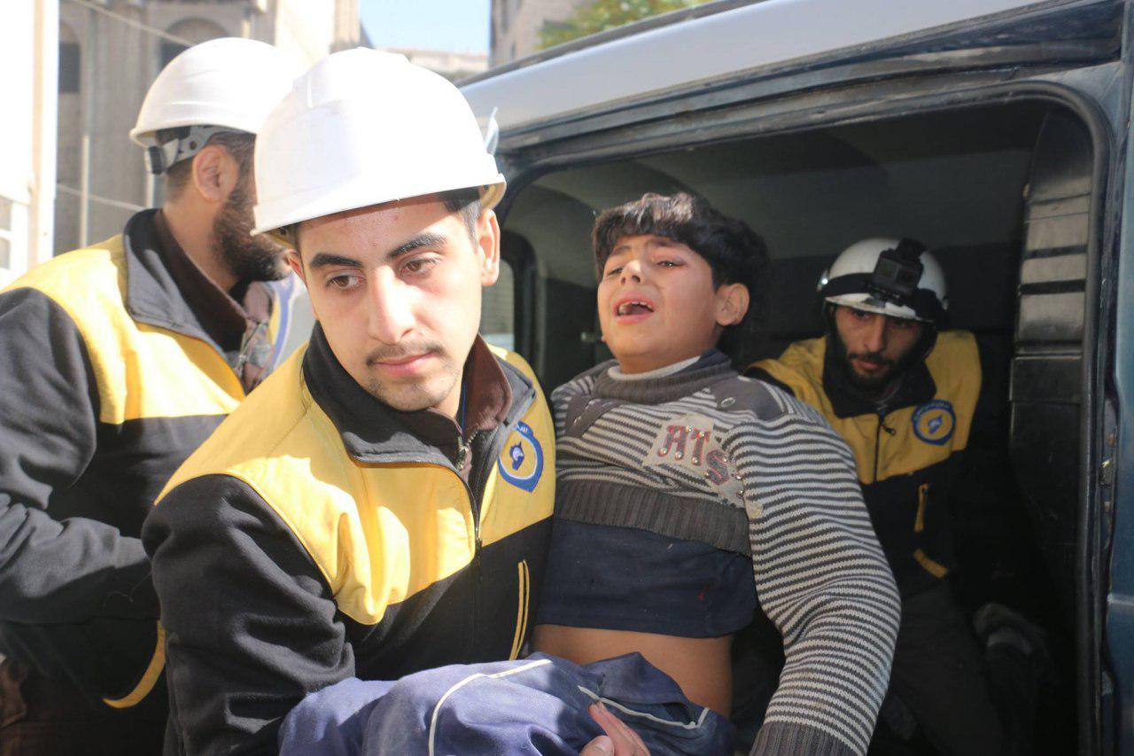 صورة سوريا..98 اعتداء على مراكز مدنية خلال شهر