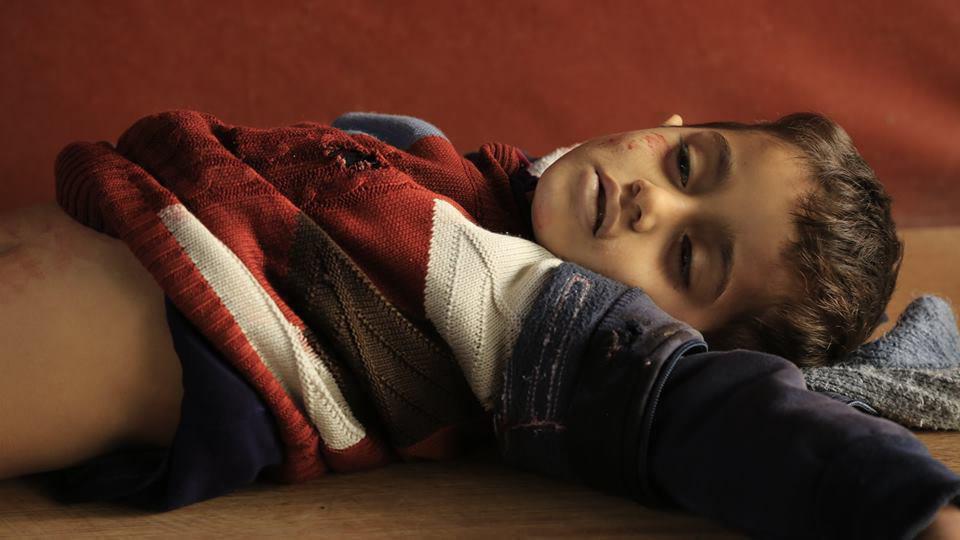 صورة شبكة حقوقية: مقتل نحو ألف مدني بسوريا نوفمبر الماضي