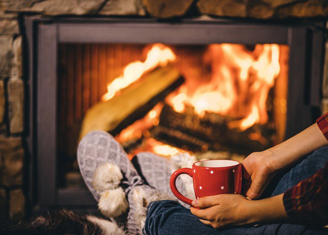 صورة في فصل الشتاء..أفكاراً لديكور يشعرك بالدفء!