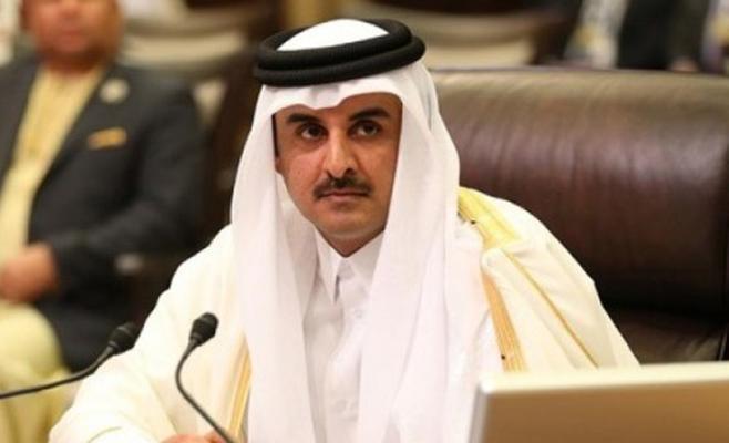 صورة أمير قطر: مشاكلنا يجب أن تحل بالحوار دون مساس بكرامتنا