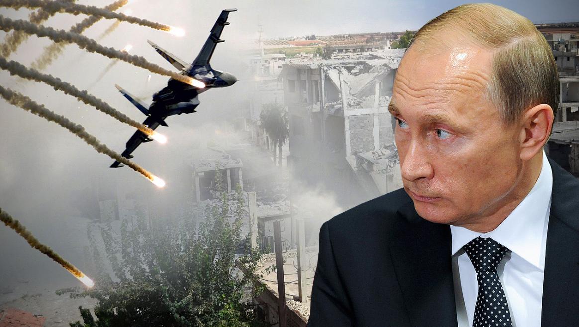 صورة الاستراتيجية الروسية بين الشيشان وسوريا