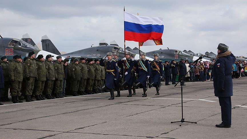 صورة بوتين يصدر أمر إنسحاب القوات الروسية من سوريا