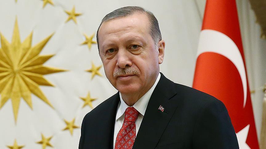 صورة أردوغان: القرار الأمريكي حول القدس باطل أمام القانون والتاريخ