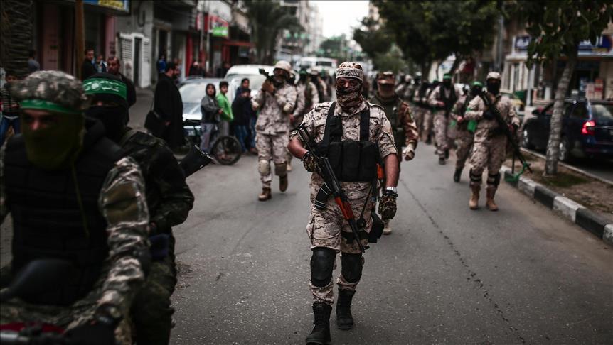 صورة حماس تتوعد إسرائيل: موعد سداد الاعتداءات اقترب