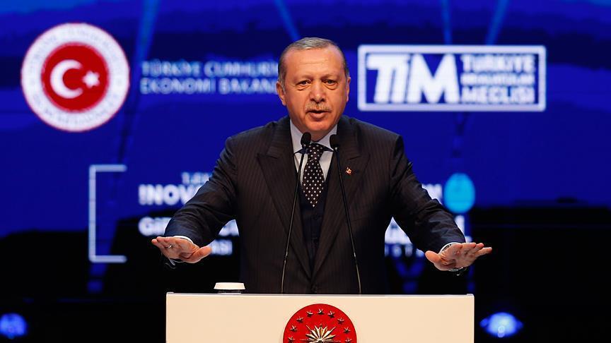 صورة أردوغان: إسرائيل دولة احتلال