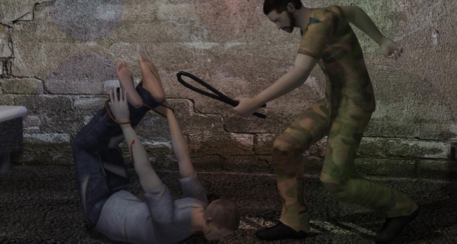 صورة نظام الأسد يقتل تسعة مدنيين تعذيبا