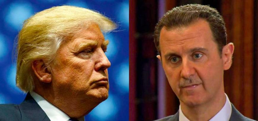صورة واشنطن: لا مانع من بقاء الأسد حتى 2021