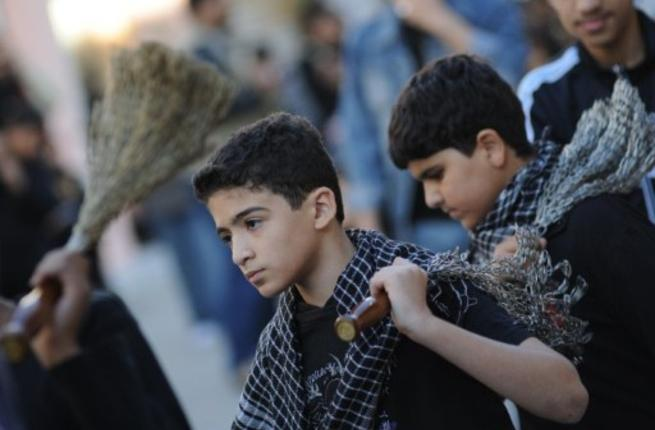 صورة رايتس ووتش: إيران تجند الأطفال في سوريا