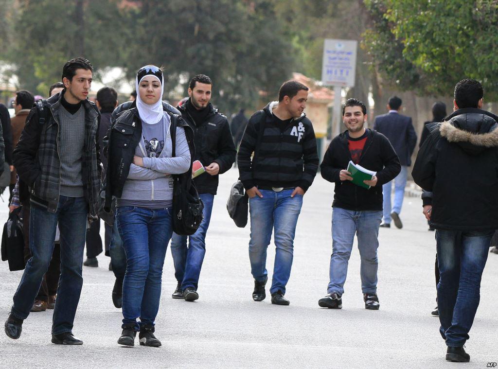 صورة حكومة الإنقاذ تضغط على المعاهد المتوسطة في إدلب