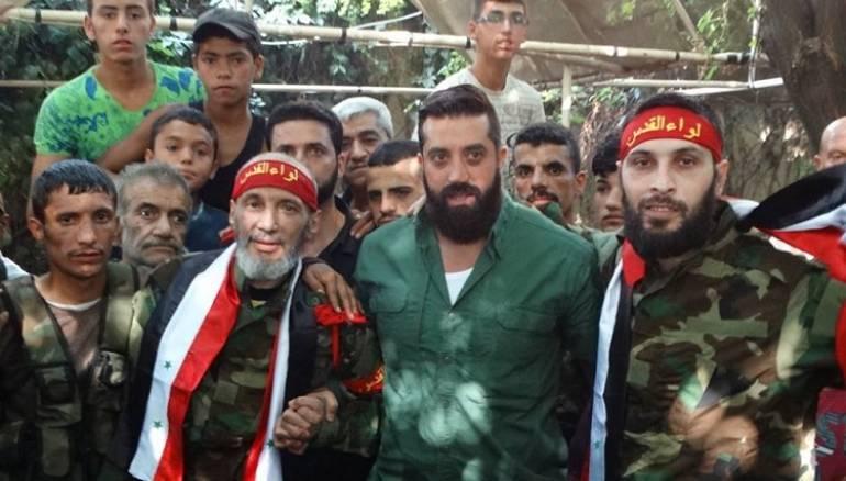 """صورة مقتل 20 عنصرا من """"لواء القدس"""" بريف حلب"""