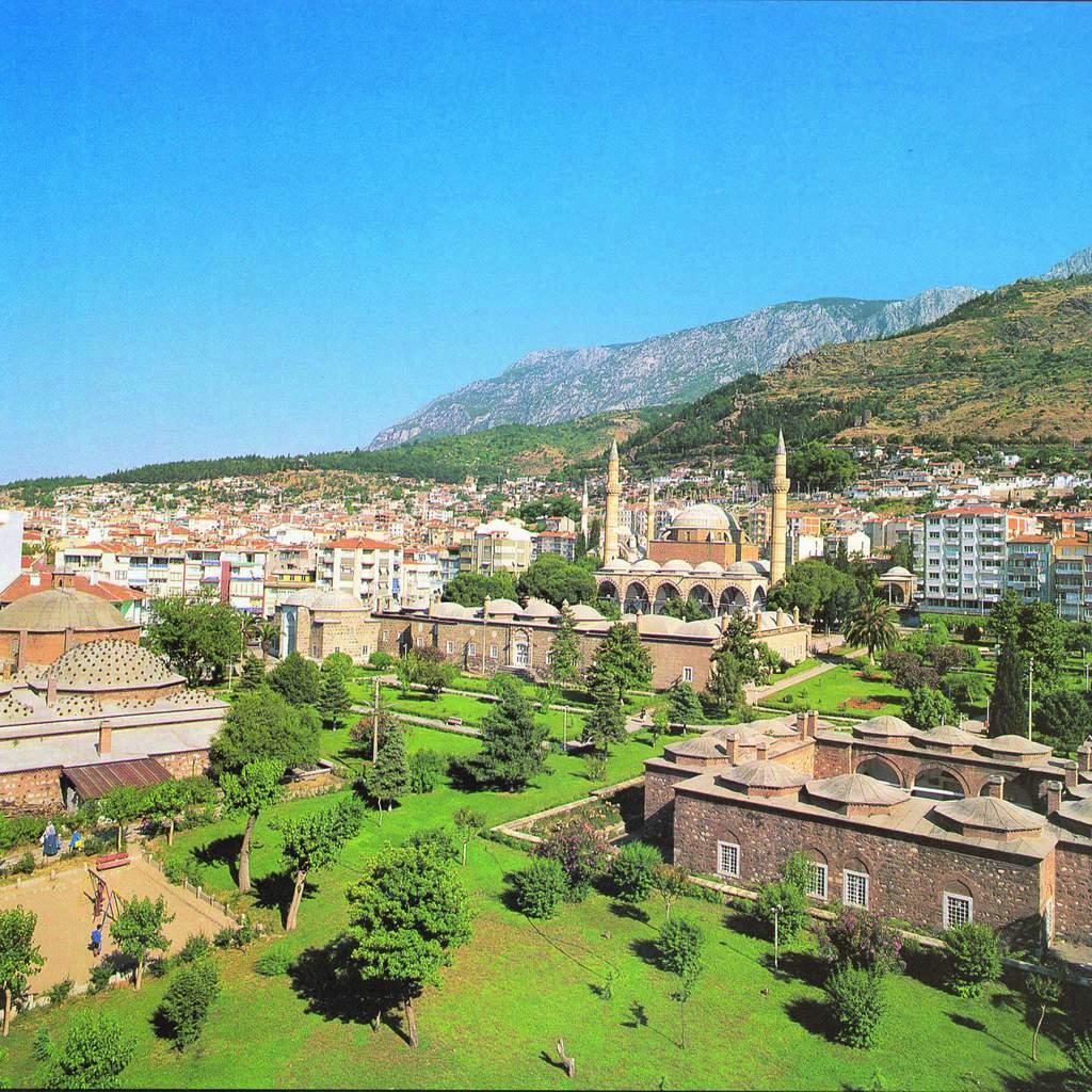 صورة الاستثمار في ولاية مانيسا التركية