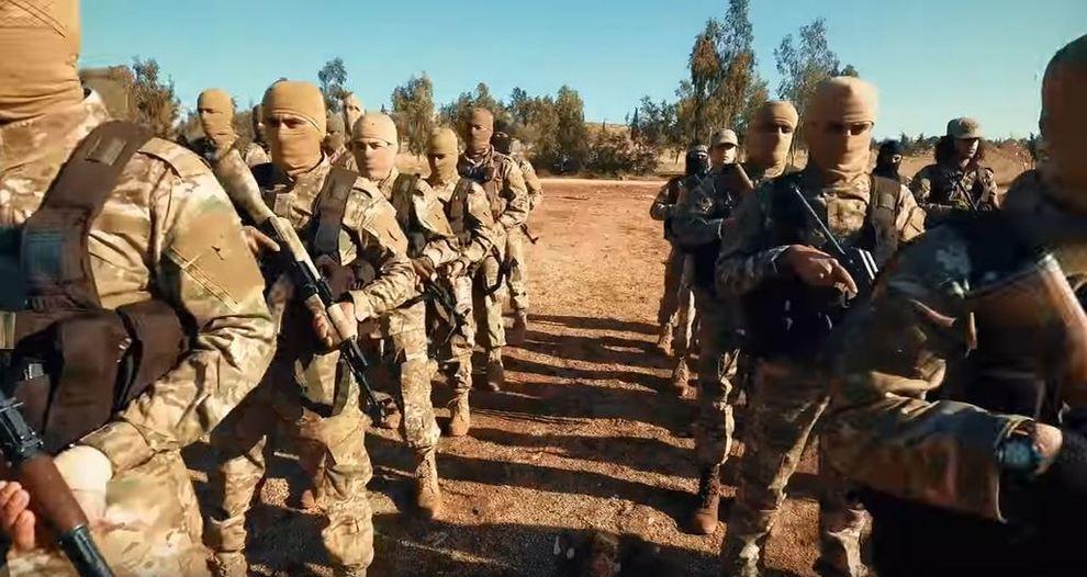 """صورة عملية أمنية لـ""""تحرير الشام"""" توقع 35 قتيلا للنظام"""
