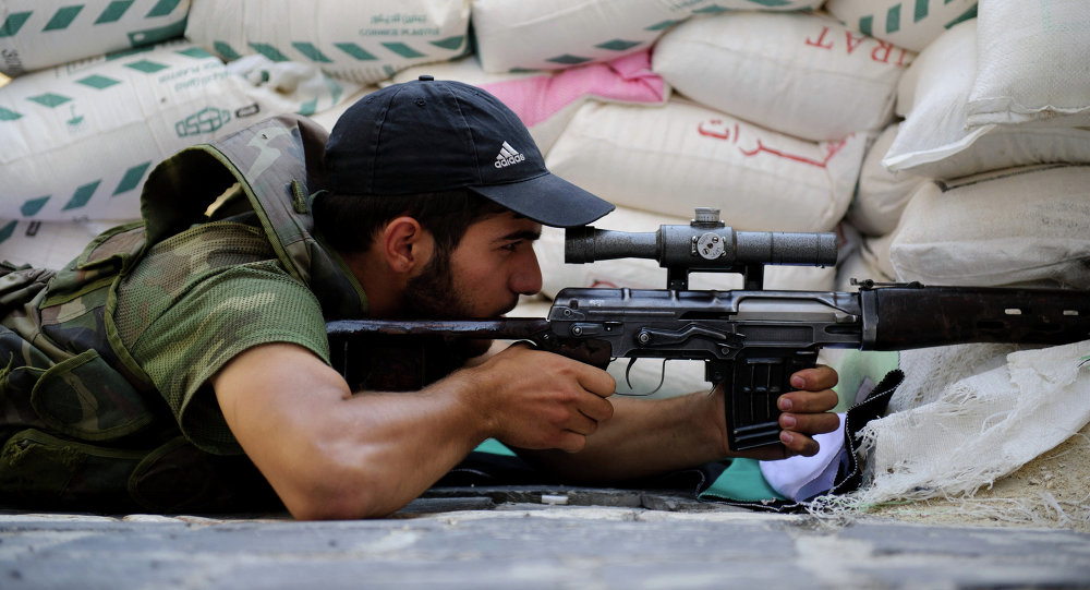 صورة الجيش السوري الحر يتقدم بعفرين بدعم تركي