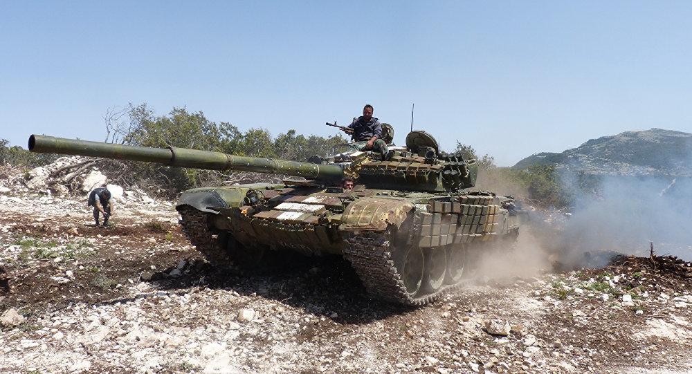 """صورة قوات الأسد تسيطر على """"سنجار"""" الاستراتيجية"""