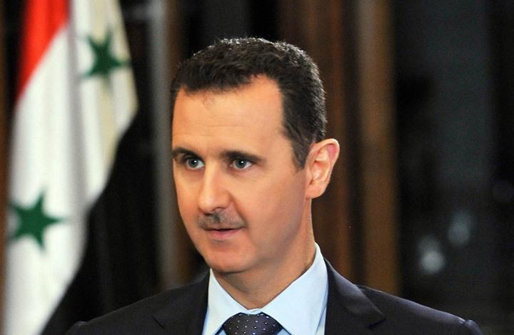 صورة ضابط إسرائيلي: بقاء الأسد مصلحة لنا