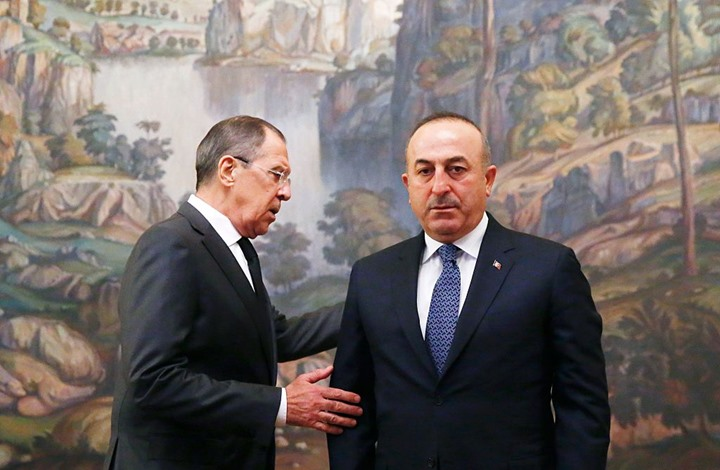 """صورة روسيا وتركيا تبحثان التحضيرات النهائية لـ""""سوتشي"""""""