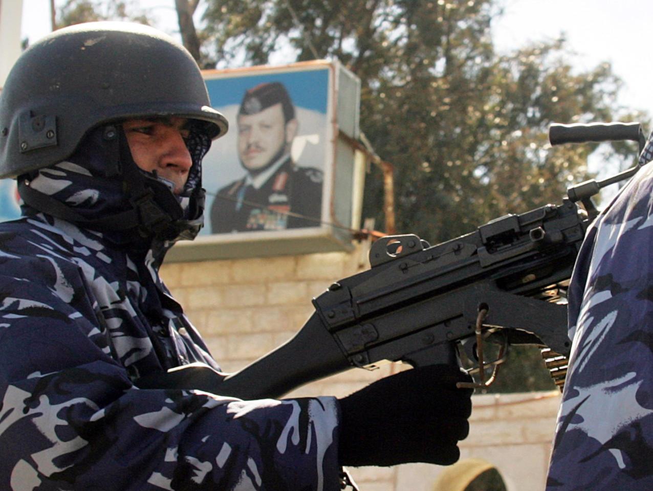 صورة الأردن: إحباط مخطط هجوم لتنظيم الدولة
