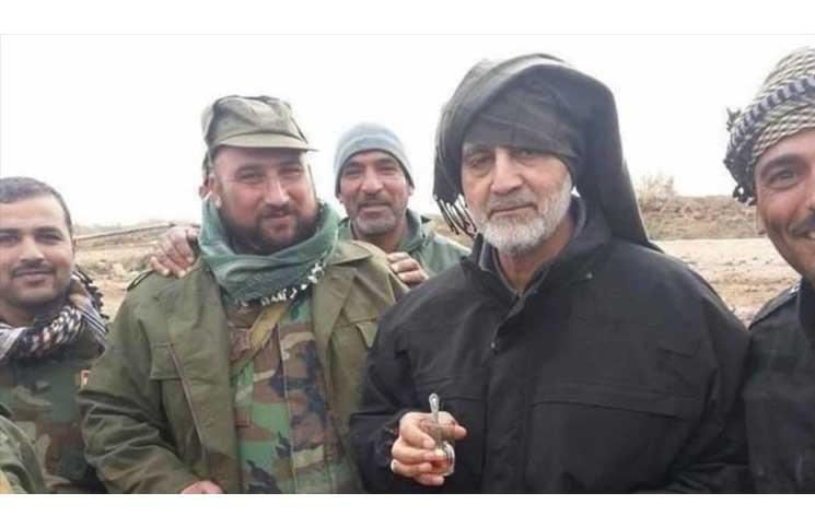 صورة صحيفة: إيران تتحالف مع القاعدة بسوريا