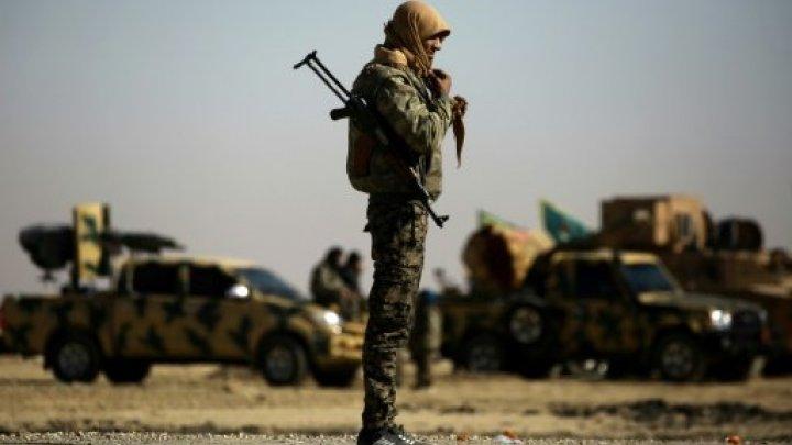 صورة صحف: عن ماذا يدافع الأكراد بعفرين؟